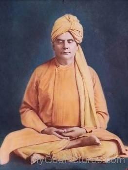 Swami Abhedananda Image