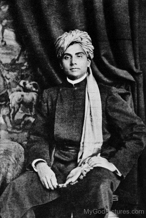 Swami Abhedananda Picture