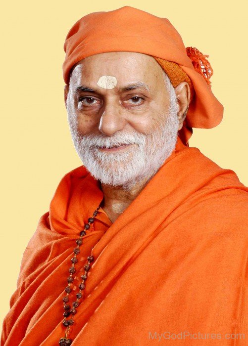 Swami Bhoomananda Tirtha Image