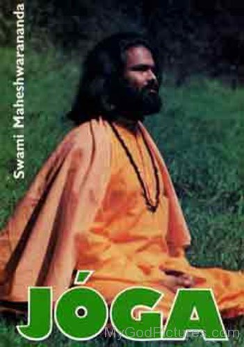Young Picture Of Swami Maheshwarananda