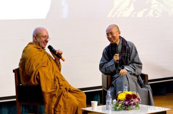 Ajahn Brahm And Hin Hung