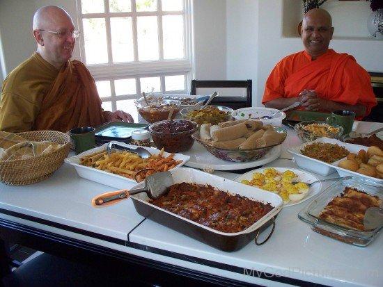 Ajahn Brahm And Maha Bodhi