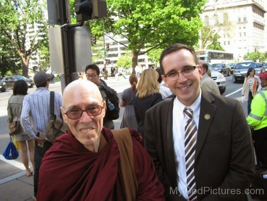 Bhikkhu Bodhi And Danny Fisher