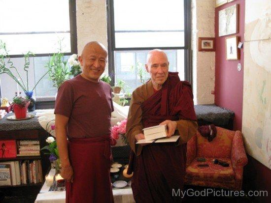 Bhikkhu Bodhi And Dzongsar Khyentse Rinpoche