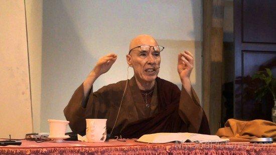 Bhikkhu Bodhi At Event