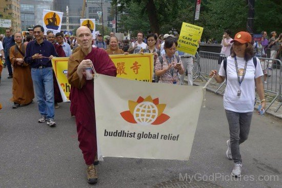 Bhikkhu Bodhi Promoting BGR