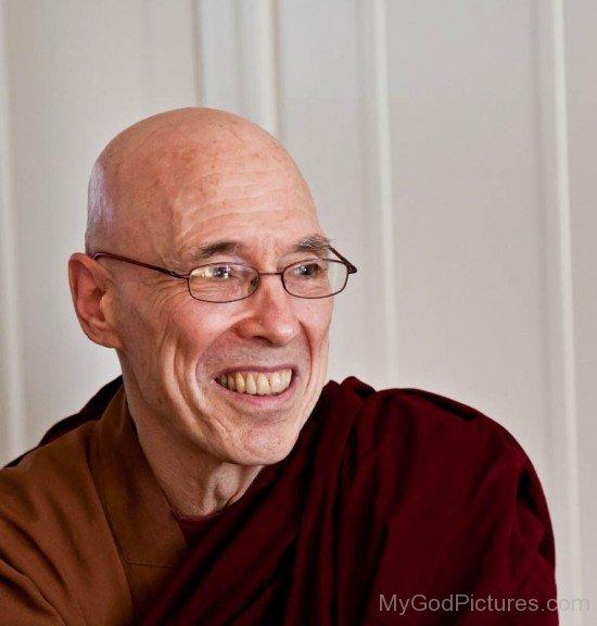 Buddhist Monk Bhikkhu Bodhi