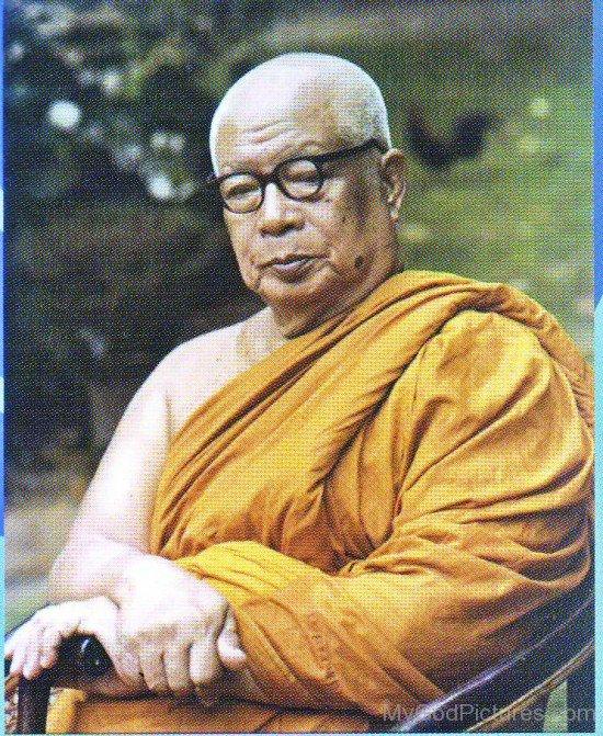 Buddhist Monk Buddhadasa