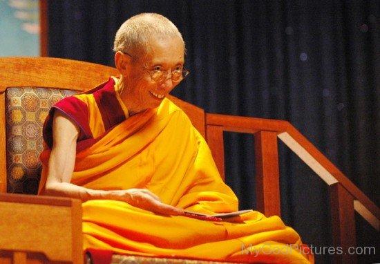 Buddhist Monk Kelsang Gyatso
