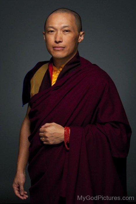 Buddhist Monk Sakyong Mipham