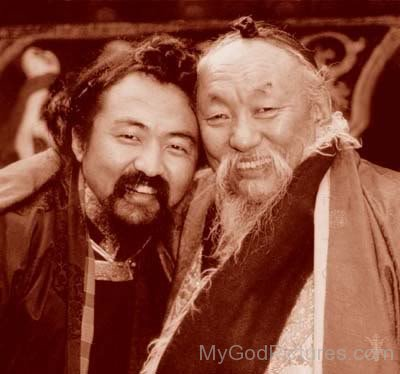 Chagdud Tulku Rinpoche With Jigmed Chagdud
