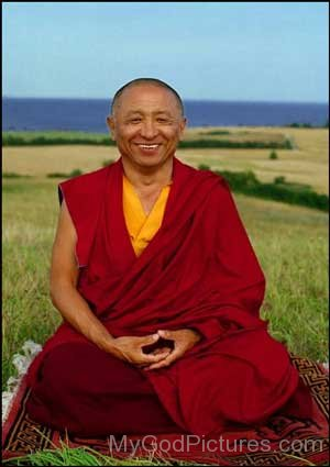 Chokyi Nyima Rinpoche Image