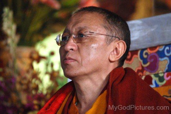 Chokyi Nyima Rinpoche Picture