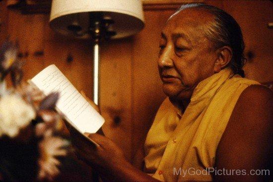 Dilgo Khyentse Reading Book