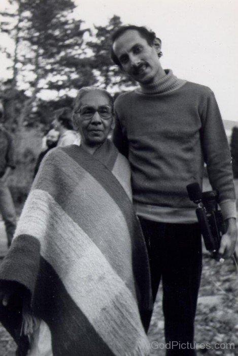 Dipa Ma With Jack Kornfield