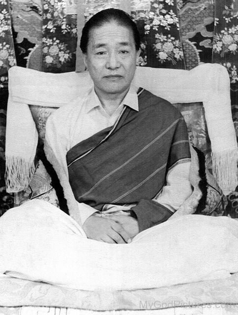 Dudjom Jigdral Yeshe Dorje Photo