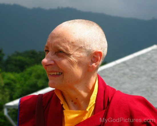 Great Author Tenzin Palmo