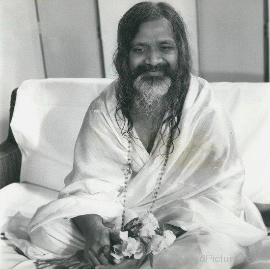 Great Maharishi Mahesh Yogi