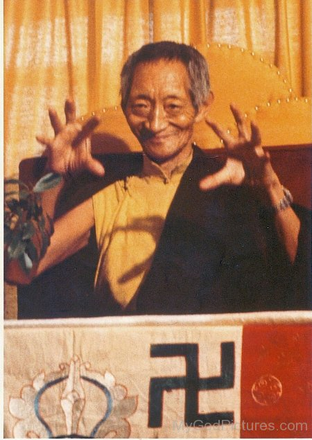 Great Master Kalu Rinpoche