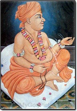Gunatitanand Swami Picture