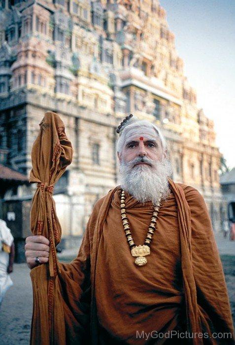 Hindu Guru Sivaya Subramuniyaswami