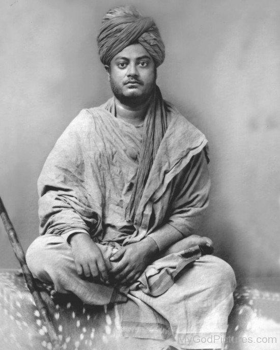 Hindu Monk Swami Vivekananda Ji