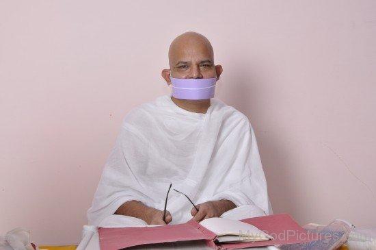 Image Of Acharya Mahashraman Ji