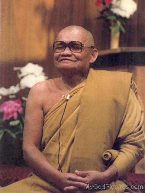 Image Of Ajahn Chah