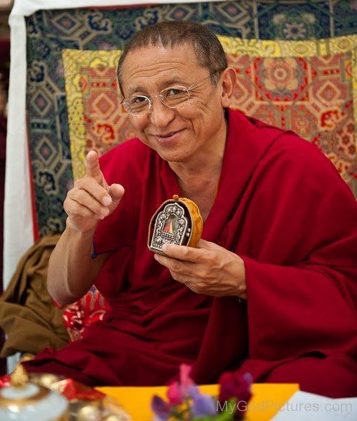 Image Of Chokyi Nyima Rinpoche