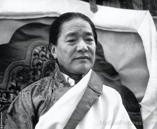 Image Of Dudjom Jigdral Yeshe Dorje