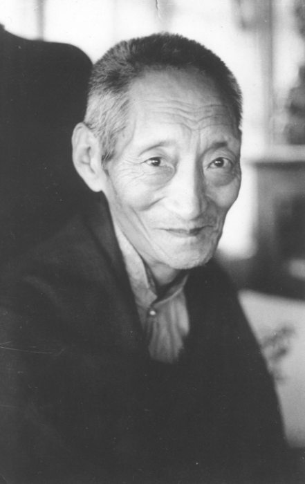 Image Of Kalu Rinpoche