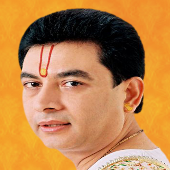 Image Of Kirit Bhaiji