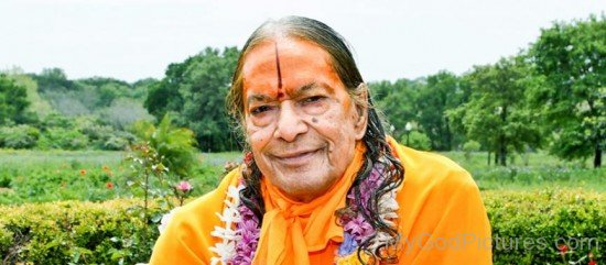Image Of Kripalu Maharaj Ji