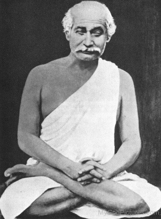 Image Of Lahiri Mahasaya Ji