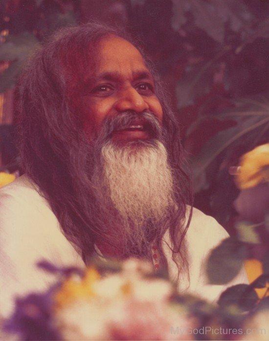 Image Of Maharishi Mahesh Yogi Ji