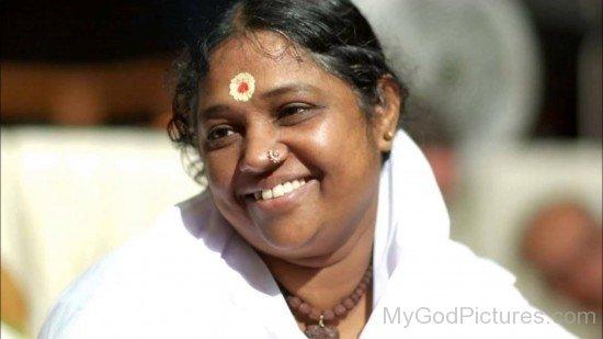 Image Of Mata Amritanandamayi Ji
