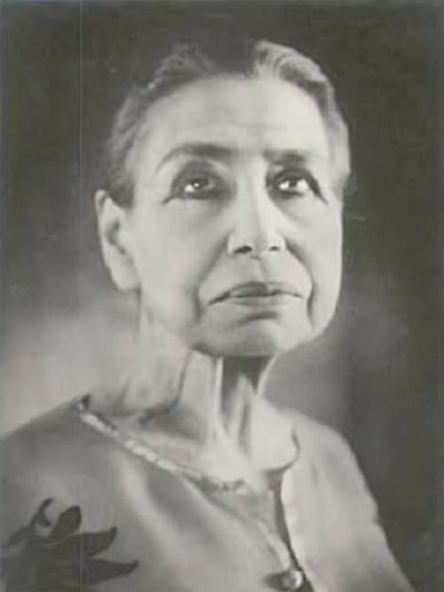 Image Of Mirra Alfassa