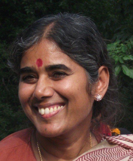 Image Of Mother Meera