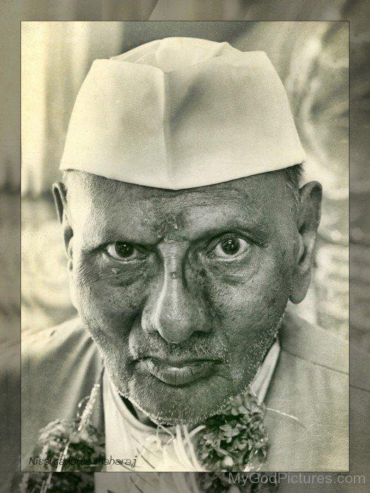 Image Of Nisargadatta Maharaj
