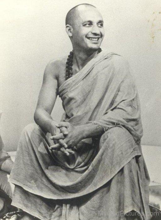 Image Of Satyananda Saraswati