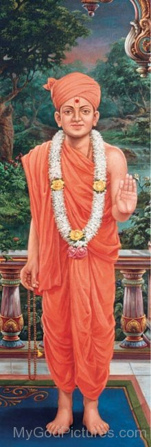 Image Of Shree Gunatitanand Swami