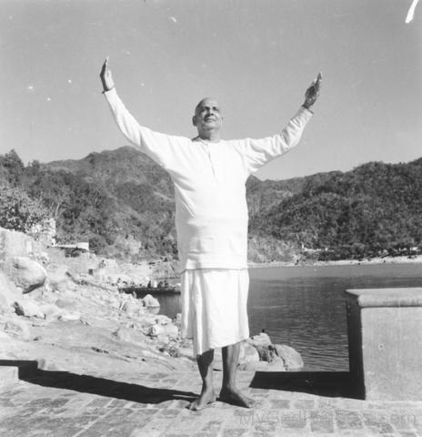 Image Of Sivananda Saraswati