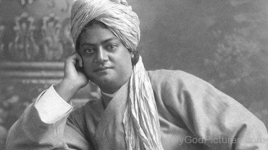 Image Of Swami Vivekananda