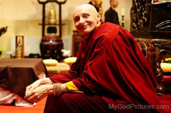 Image Of Tenzin Palmo