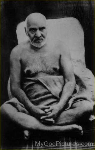 Image Of Upasni Maharaj Ji
