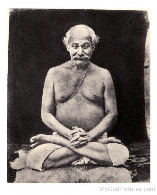 Lahiri Mahasaya Ji Image