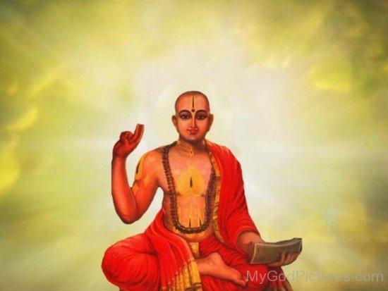 Madhvacharya Image