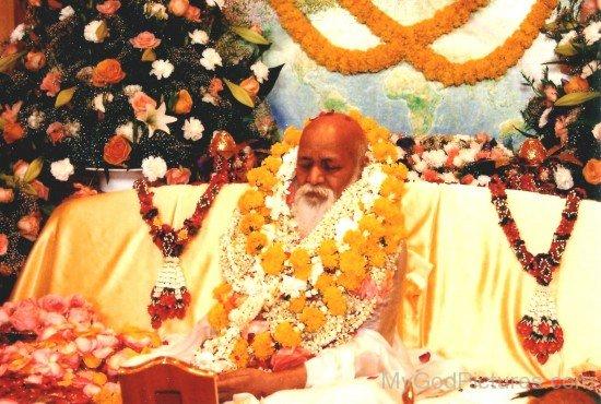 Maharishi Mahesh Yogi Ji