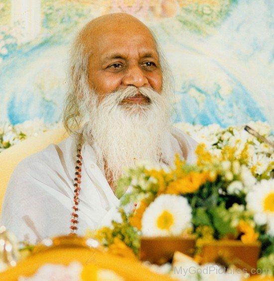 Maharishi Mahesh Yogi Ji Picture