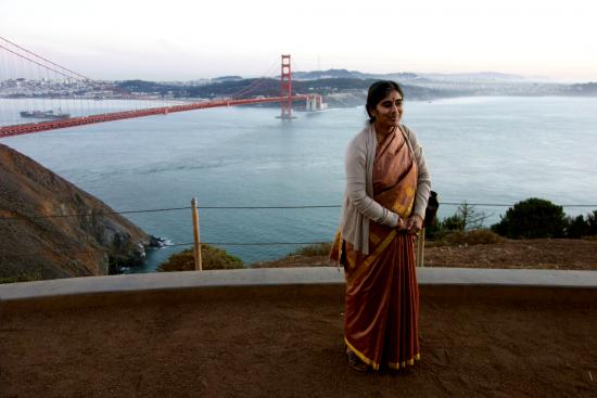 Mother Meera In San Francisco
